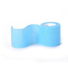 Self adhesive bandage pure color wrist guard non woven sports protection tape