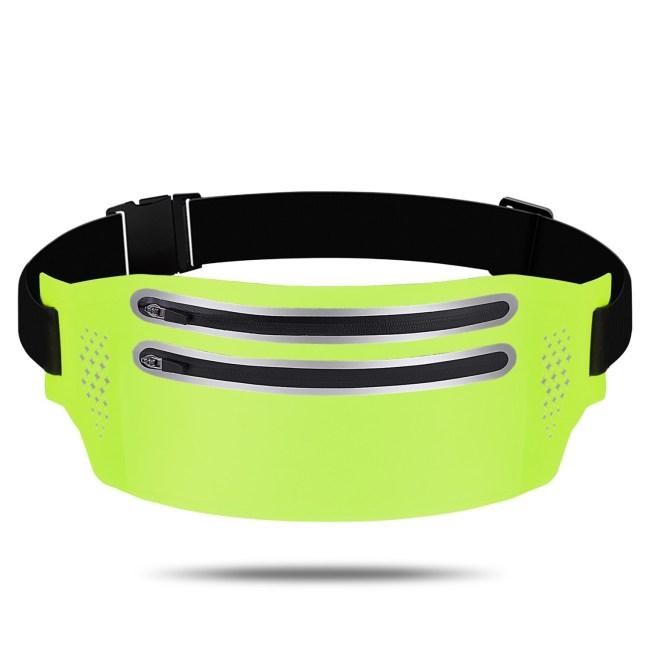 2020 popular running waist bag waterproof Lycra cycling outdoor bag