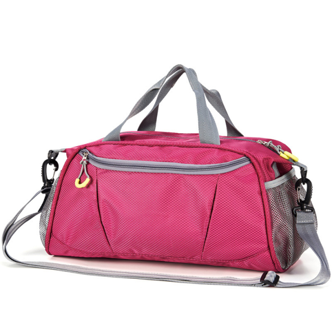 Light Modern Travel Private Label Fitness Gym Woman Duffel Bag For Boy