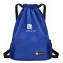Good quality polyester drawstring basketball soccer bag