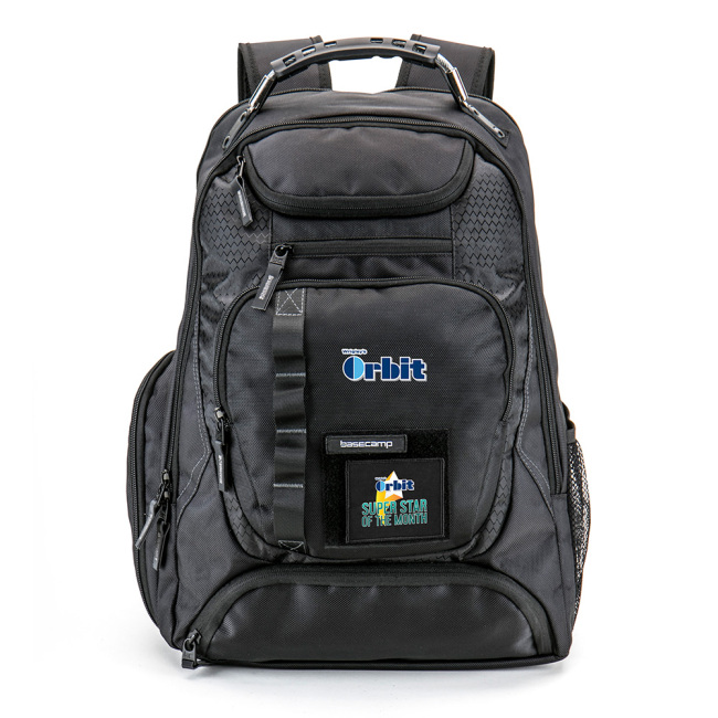 1680D polyester high quality large capacity sports backpack for outdoor travel