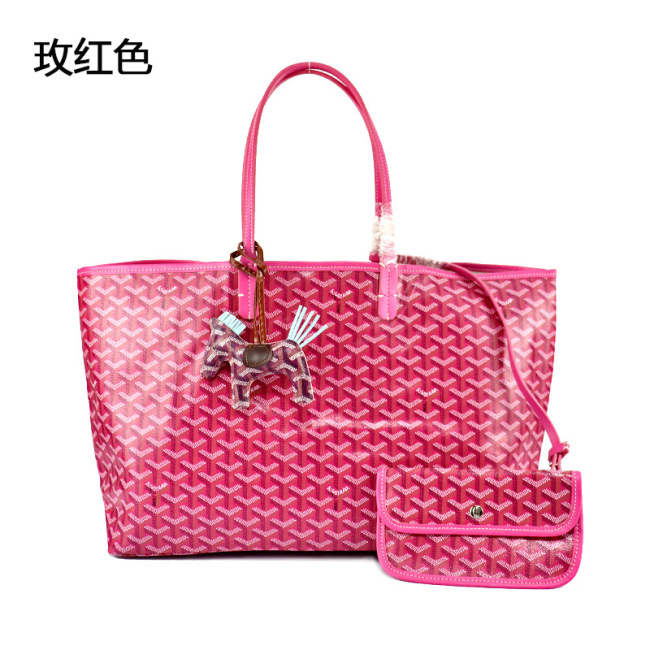 Bag 2019 fashion hot shopping bag mummy bag Pu shoulder bag women's bag star fan Zimu bag large