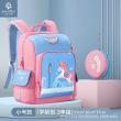 Unicorn B: small pink blue