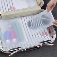 Travel storage bag travel clothes arrangement waterproof sealed bag clothing separate luggage storage bag