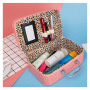 New summer make-up bag Korea lovely make-up box storage bag stone pattern Bridesmaid bag manufacturer direct sales