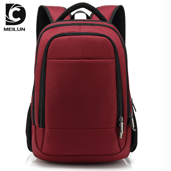 New customized business backpack men's schoolbag middle school girl's Backpack Travel men's large capacity computer backpack