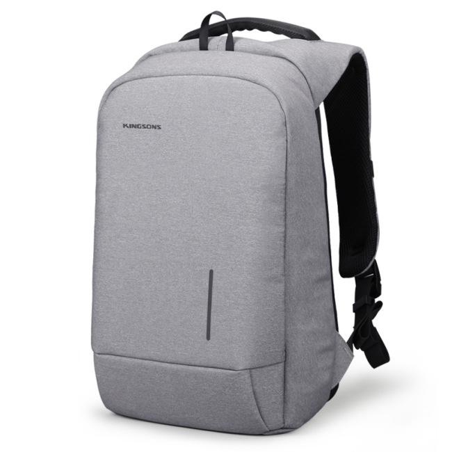 Anti theft creative Nylon Backpack male waterproof USB charging Backpack