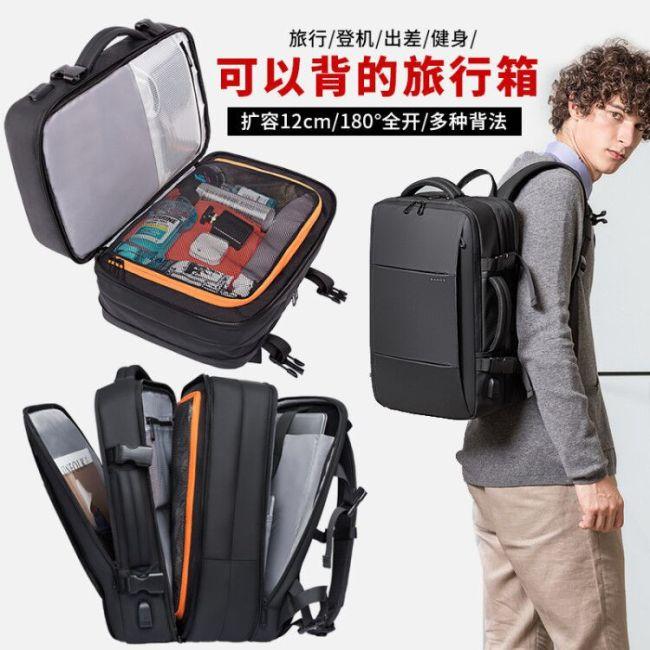 New cross border business backpack men's travel bag waterproof Backpack