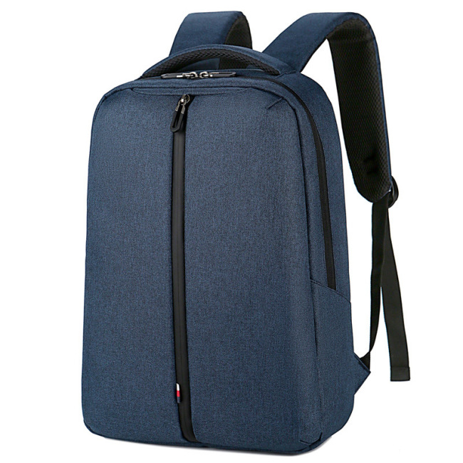 new men's backpack middle school students leisure travel backpack 15.6 inch computer bag student schoolbag