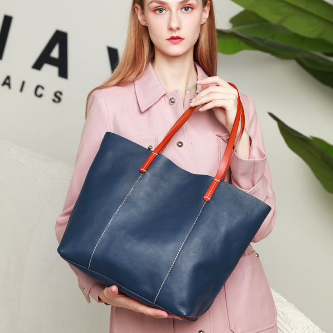 Women's bag cross border Amazon foreign trade 2020 new women's handbag European and American fashion tote bag shoulder bag