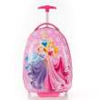 Three princesses with egg shaped heart