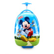 Mickey standing in egg shape