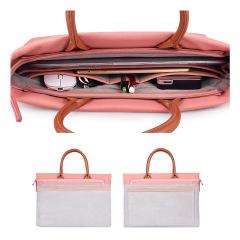 Portable laptop bag millet liner bag Apple MacBook 15.6 inch exhibition bag custom logo