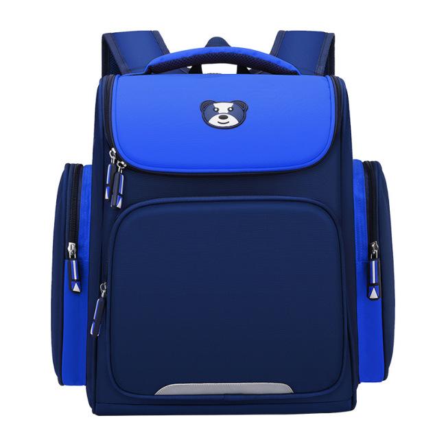 Children's schoolbag new space bag large capacity schoolbag custom printed logo grade 1-3-6
