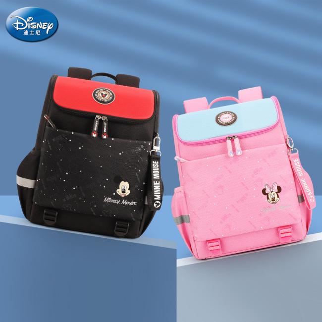 Disney children's schoolbag primary school boys grade 1, 2, 3, 6-12 years old