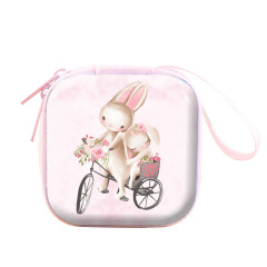 Cute cartoon creative children toy gift zero wallet early education gift doll gift small wallet custom logo