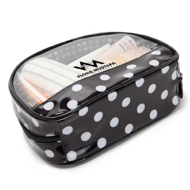 Transparent Waterproof Women Cosmetics Bag