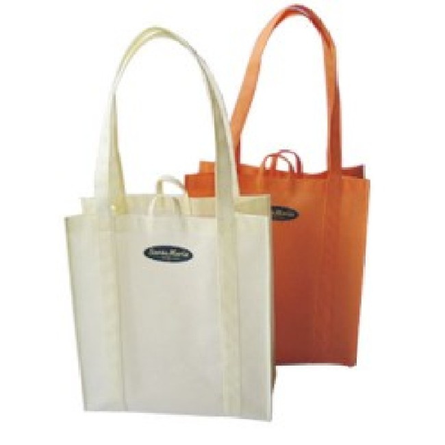 Long Handle Shopping Bag