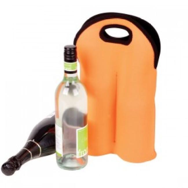 Double Wine Bottle Holder