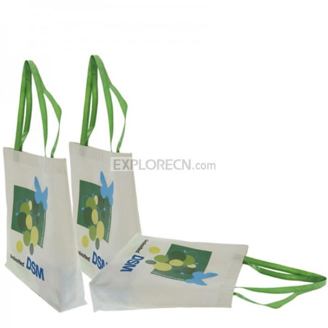 Heat transfer print Tote nonwoven Bag