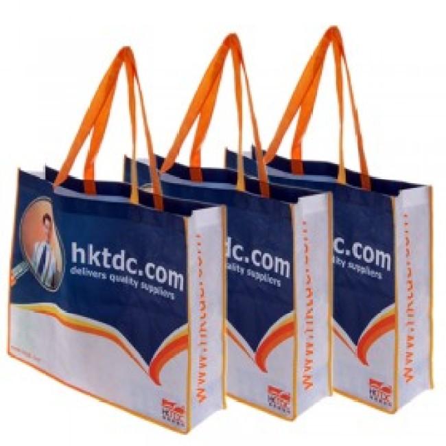 Full color print Nonwoven Shopping Bag