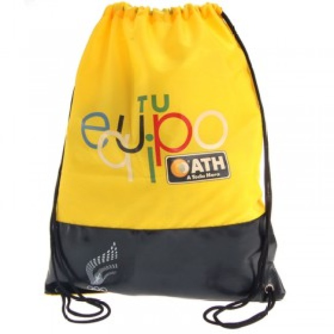 Combination Color Nylon Drawstring Bag