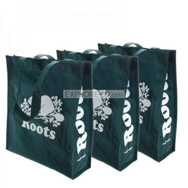 Nonwoven tote Bag With Screen Printing