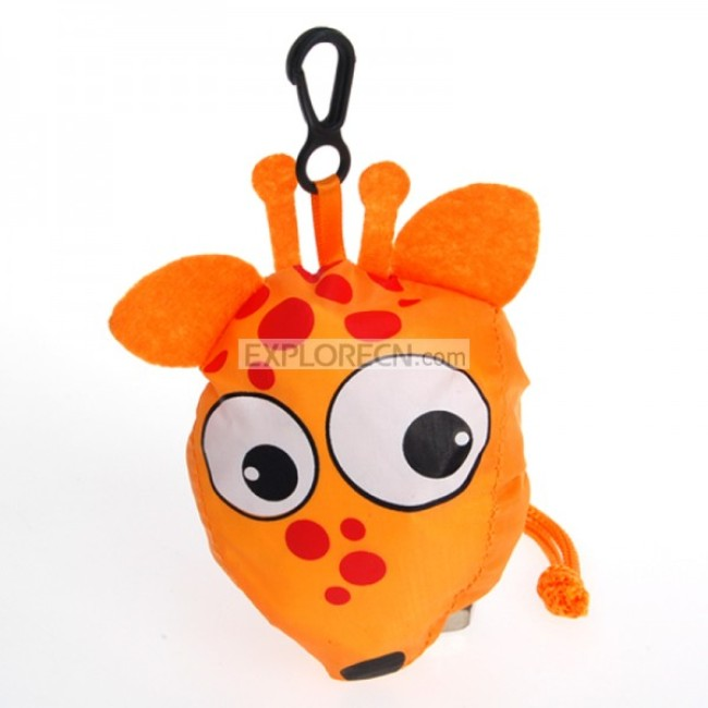 Sika Deer shape shopping bag