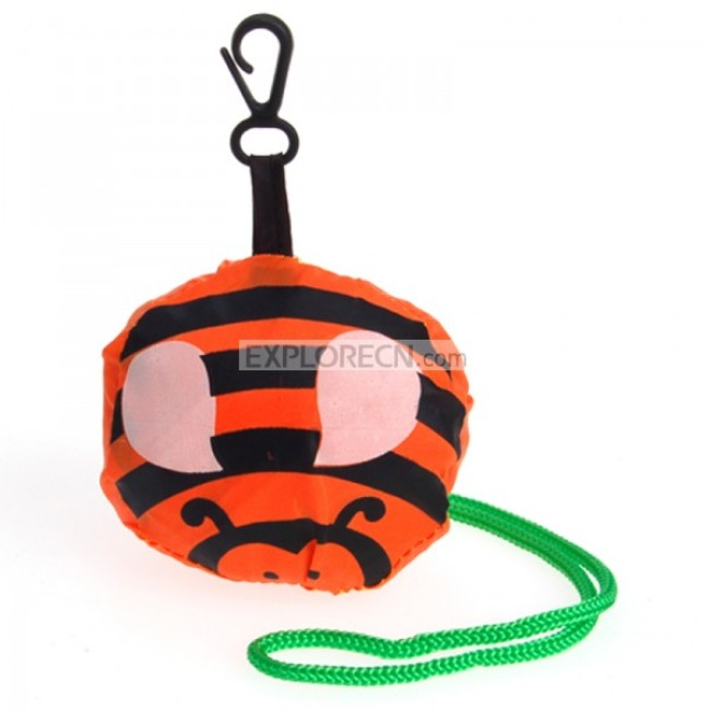 Bee shape shopping bag