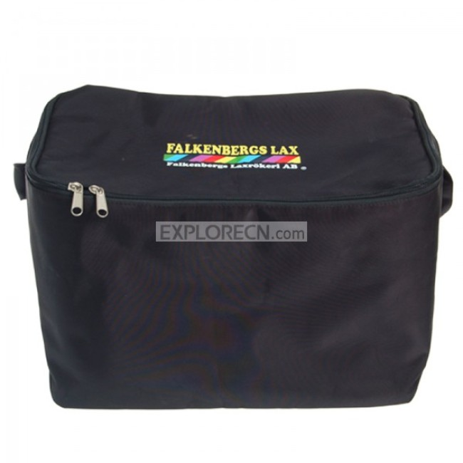 Nylon Screen Printing Cooler Bag