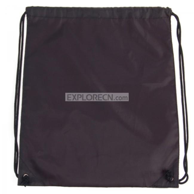 Sport Nylon Drawstring Backpack