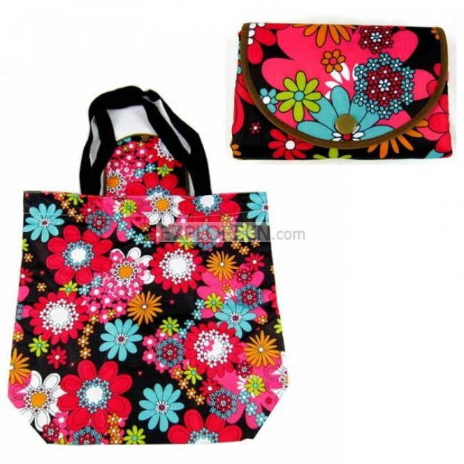 Colored Folding Shopping Bag