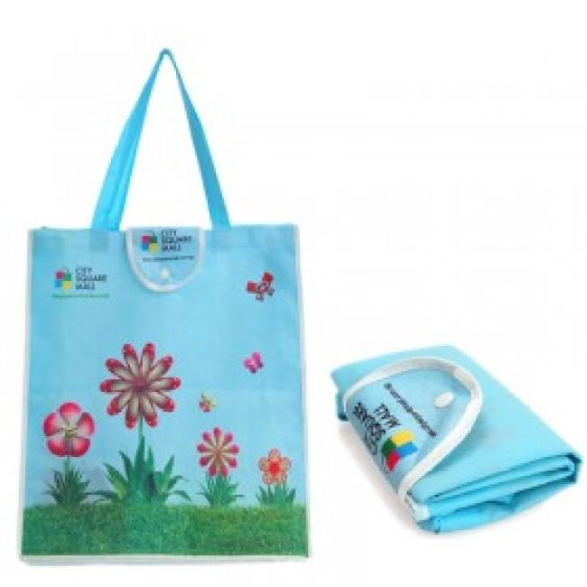 Full print foldable Non Woven Bag