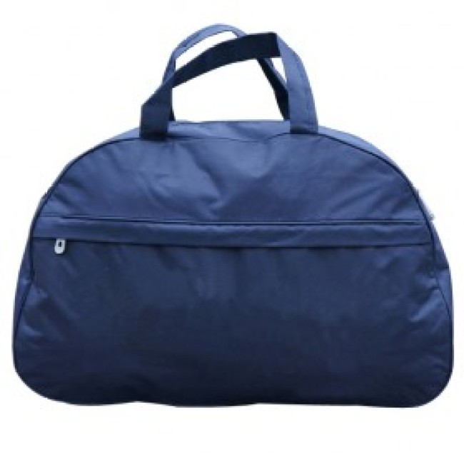 Plain polyester travel bag