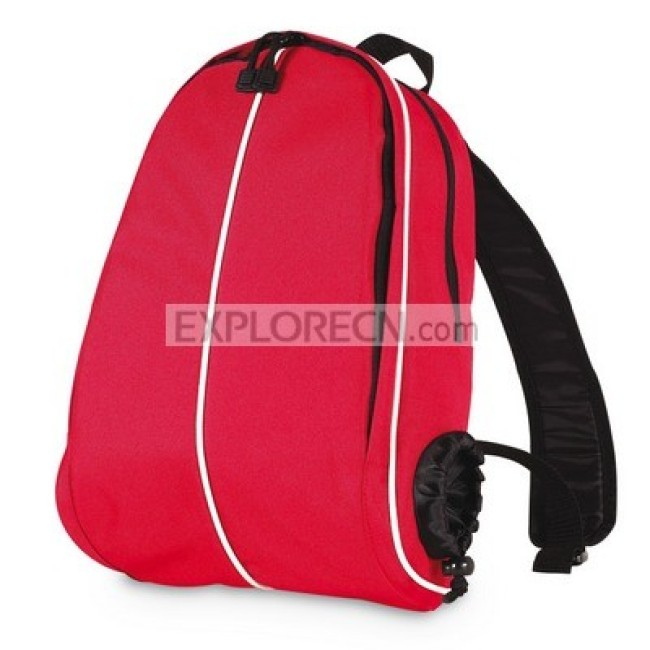 Waterproof polyester backpack bag