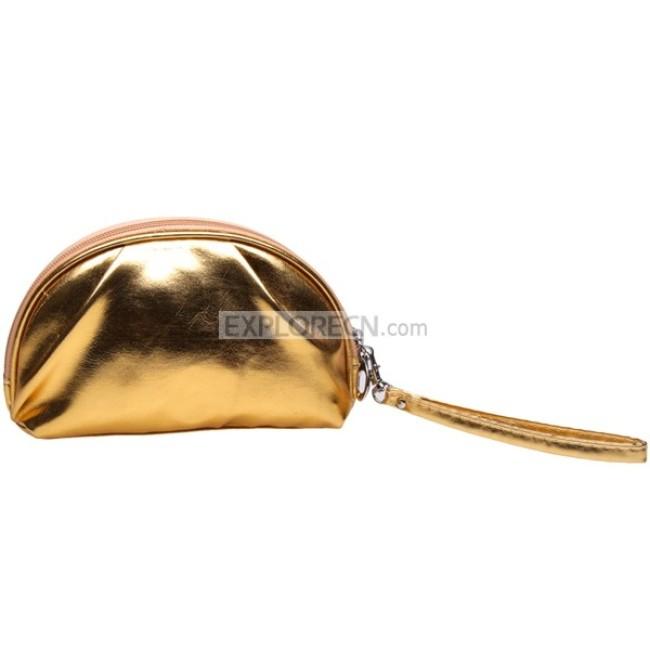 New Design Metallic Cosmetic Bag