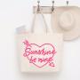 Canvas Cotton Fold-able Shopping Bag
