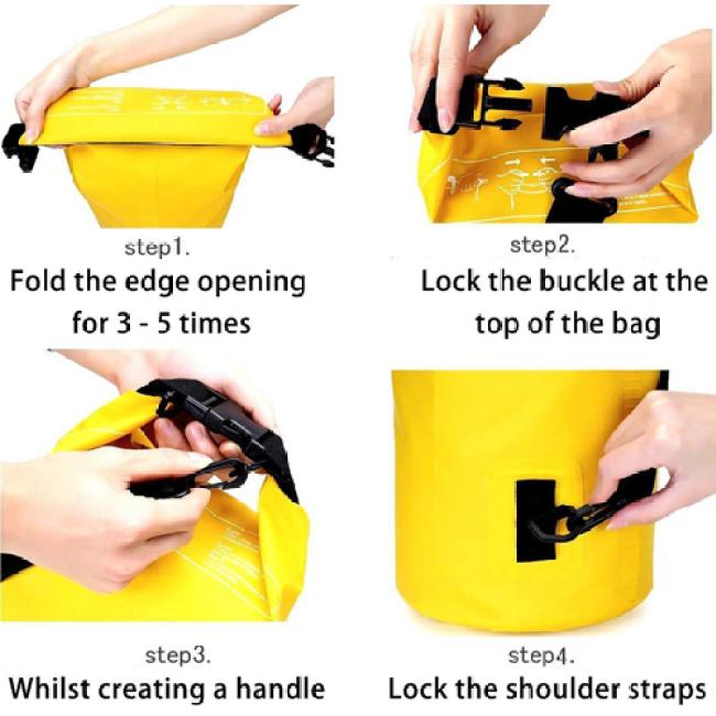 Roll Top Waterproof Floating Dry Bag