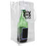 Transparent Wine Ice Pack Bag