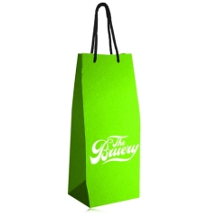 Paper Wine Gift Bag