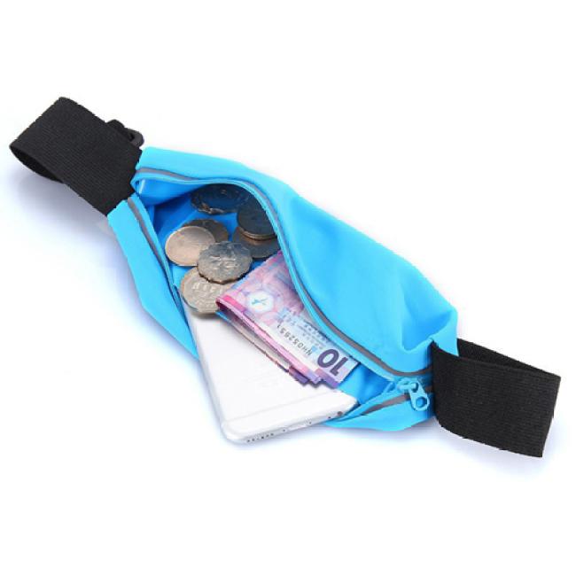 Men Women Fitness Waist Bag