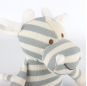 2020 christmas plush toy soft cow cartoon toy for kids