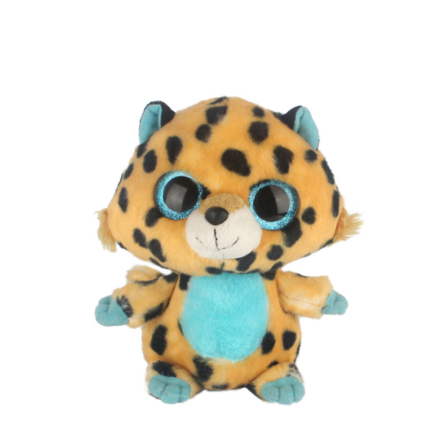 Fancy Plush Christmas Lynx Stuffed Toys for Children