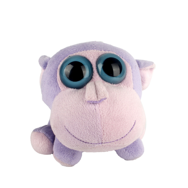 big eyes Plush Stuffed Monkey Toy