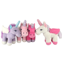 Soft Kids Unicorn Plush Toy