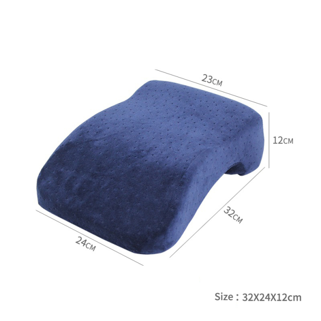 Convenient Soft  Multi function Memory Foam Nap Sleep Pillow  Short Rest Desk Sleep Pillow Sleep Cushion