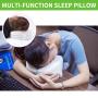 Ergonomic Design   Apple Shape Memory Foam Leg  Knee Pillow Leg Shape Cushion