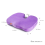 High Quality Memory Foam Orthopedic Seat Cushion For Chair Or Car