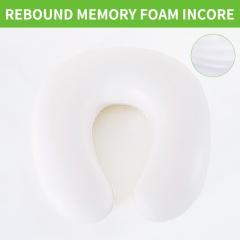 Popular Modern Custom Travel Neck Pillow For Neck Pain Relief Travel Accompany Head Cushion