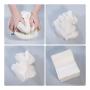 Soft Memory Foam Orthopedic Knee Pillow for Sciatica Relief, Back Pain, Leg Pain, Pregnancy,